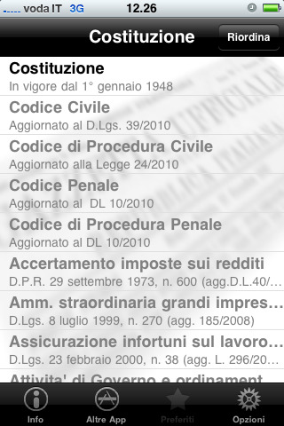 You are browsing images from the article: Costituzione