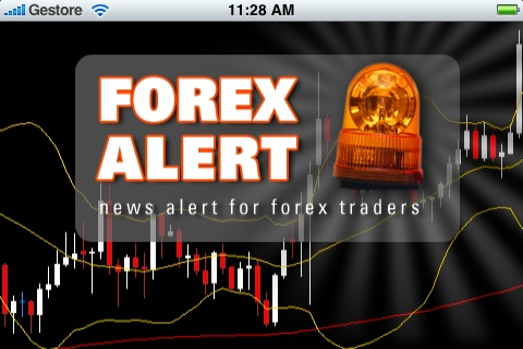 You are browsing images from the article: Forex Alert - The economic calendar  on your iphone