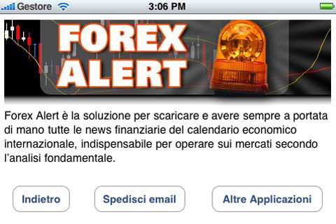 You are browsing images from the article: Forex Alert - tutte le news finanziare a portata di iPhone